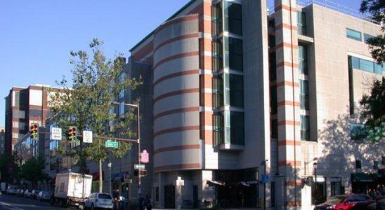 Exterior Acitve Learning Center
